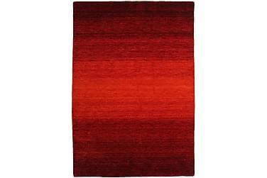 GABBEH Ryamatta 160x230 Stor Röd
