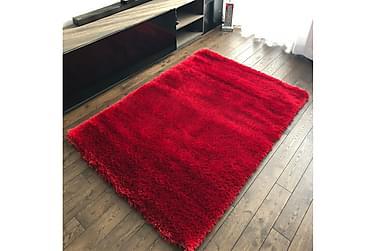 SHEA Matta 200x290 Röd