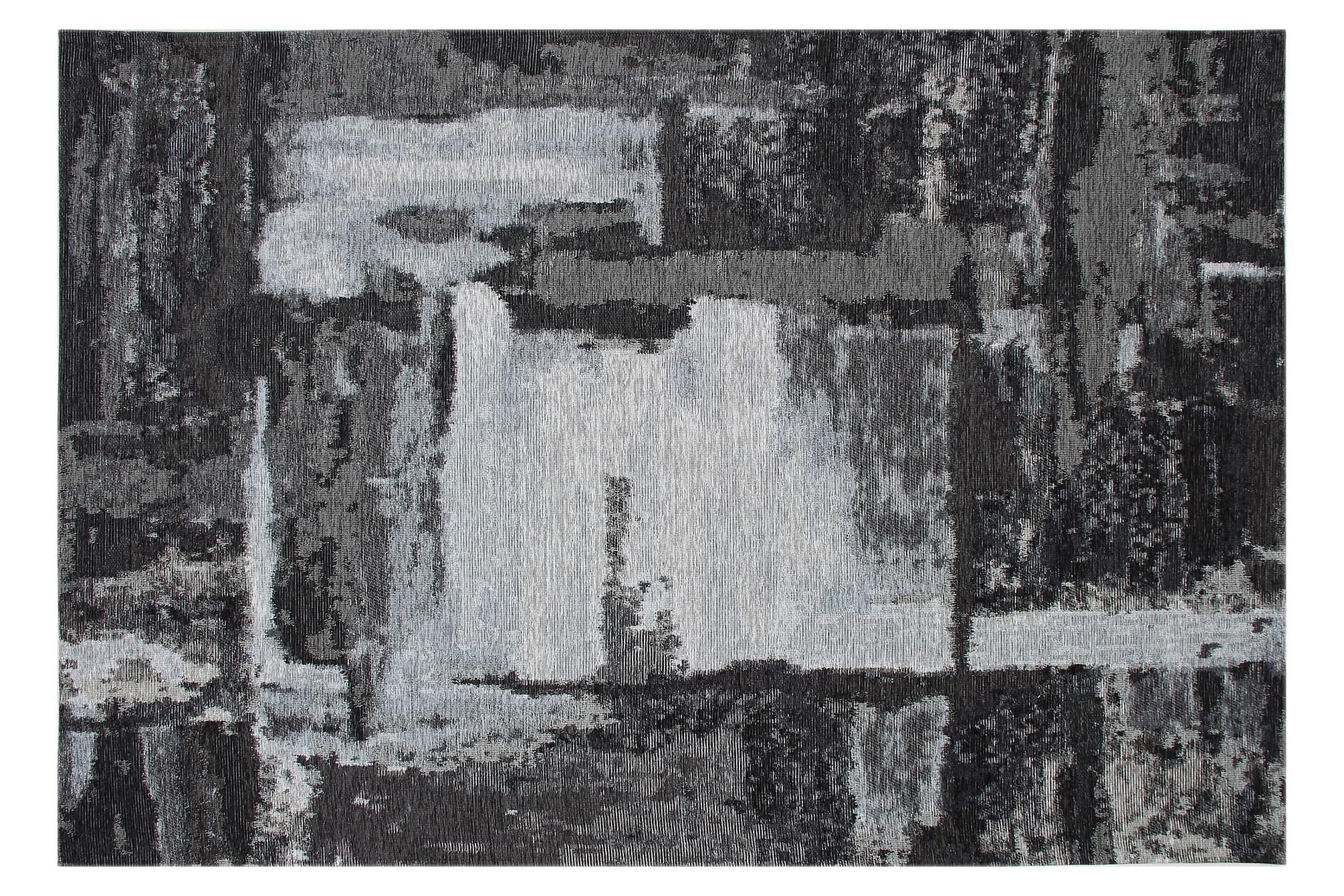 EKO HALI Matta 80×150 Silvergrå