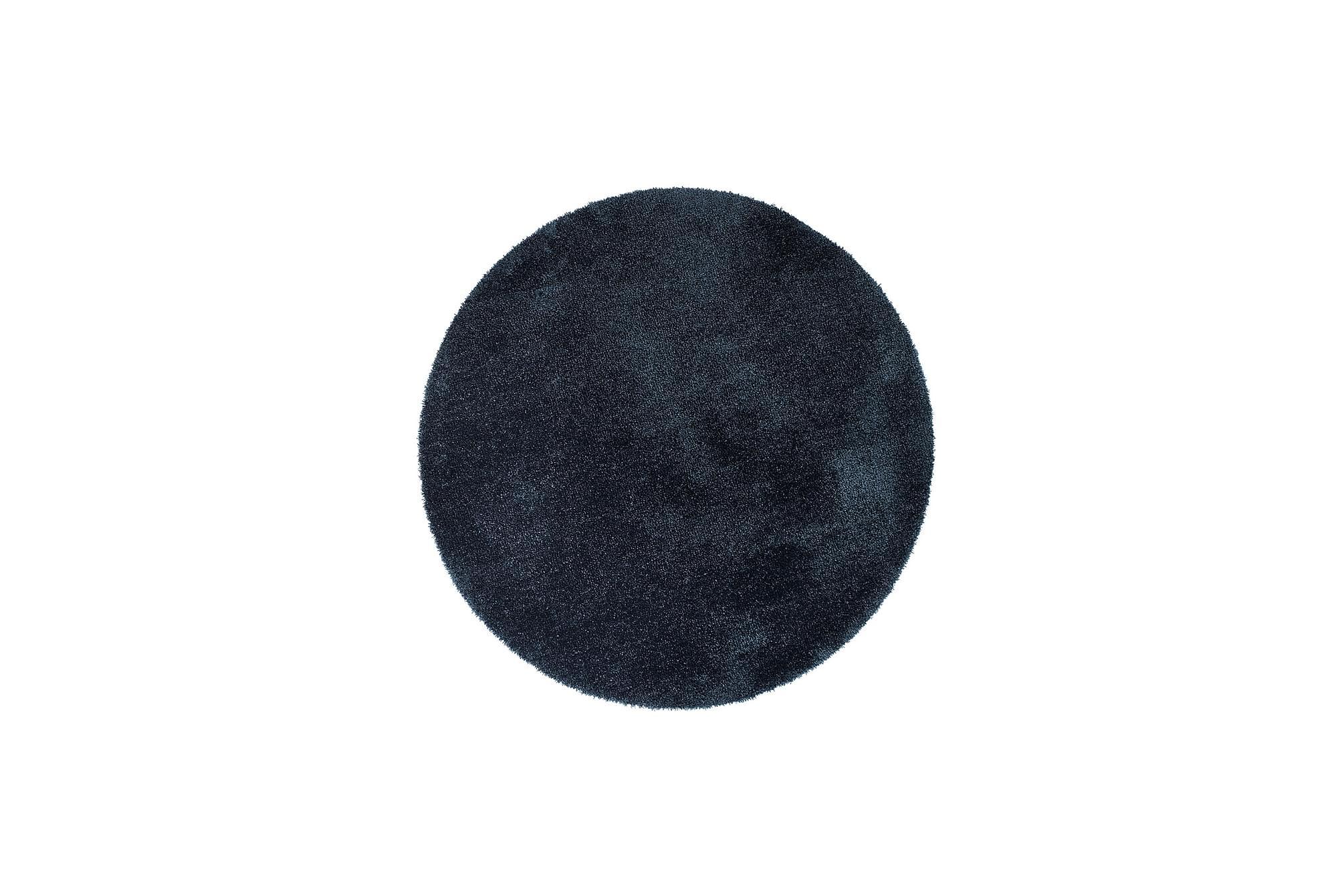 FEEL Matta 120 Rund Blå, Små mattor