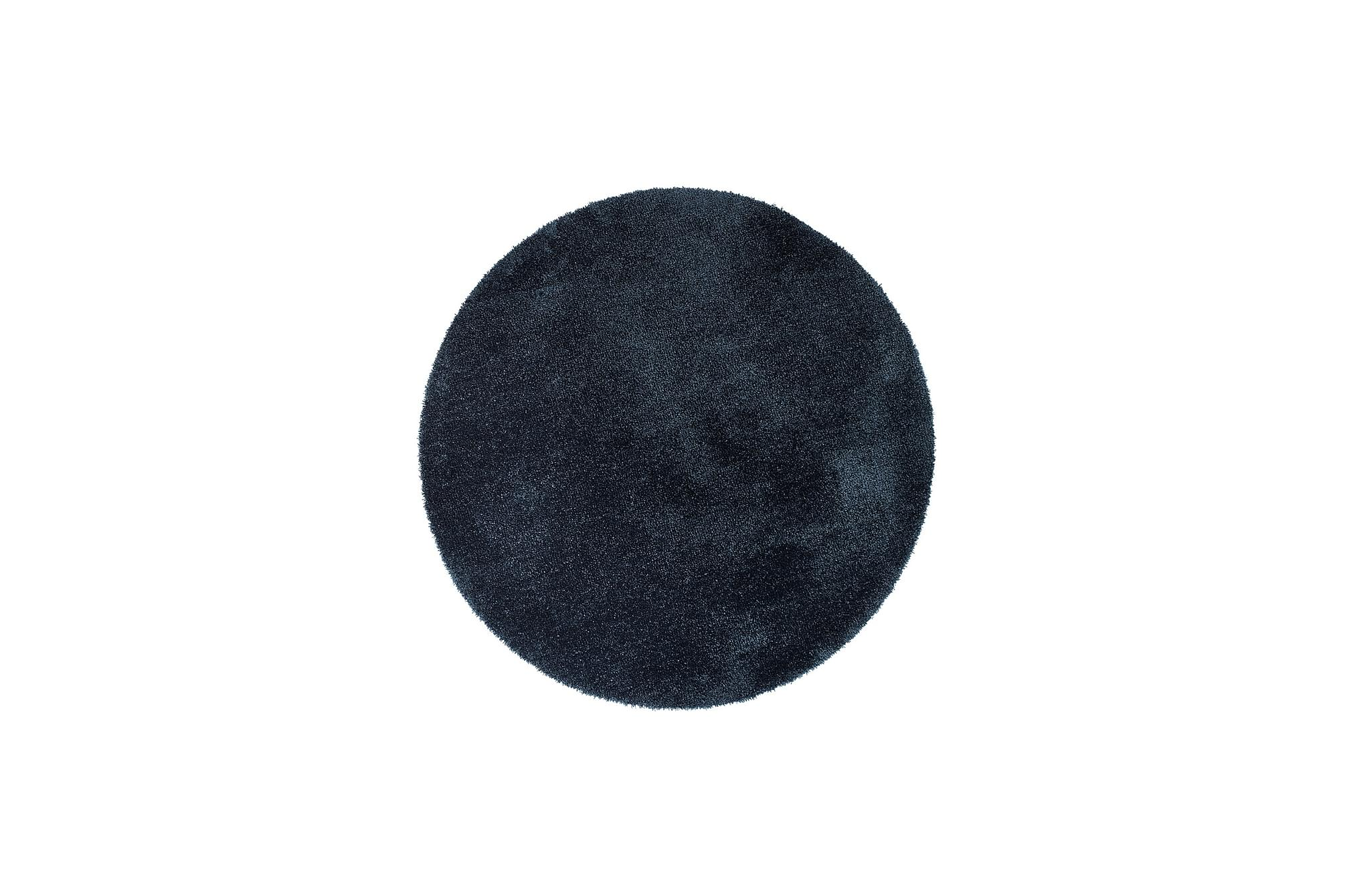 FEEL Matta 160 Rund Blå, Små mattor