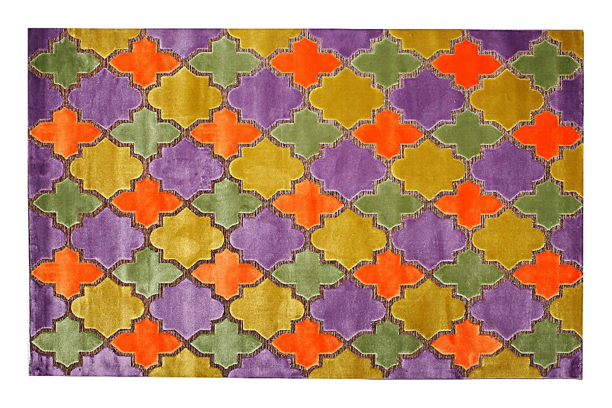 ACE Matta 160x230 Flerfärgad, Stora mattor