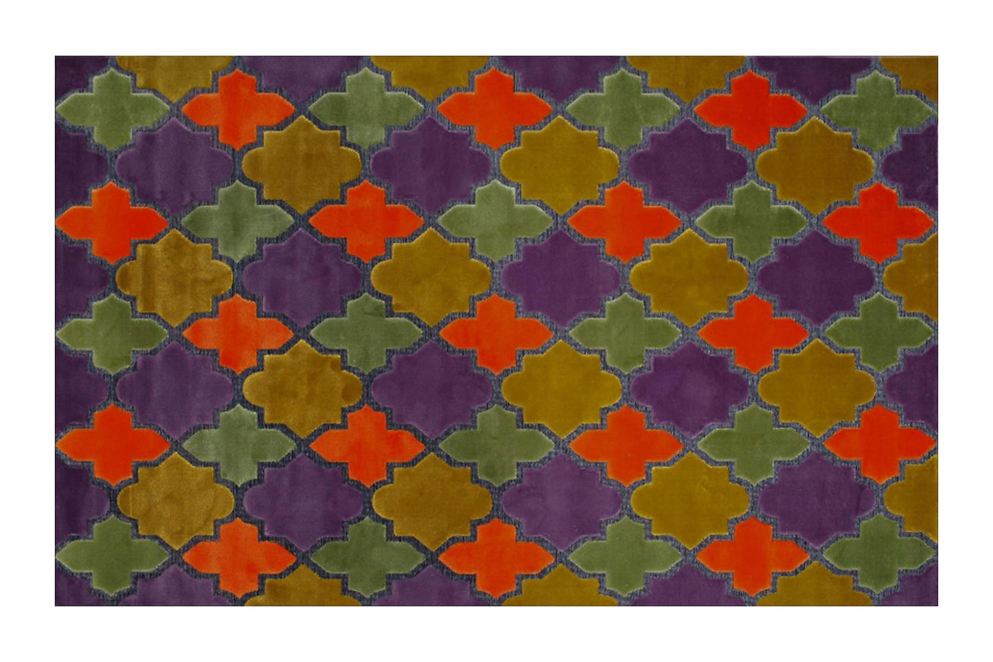 ACE Matta 160x230 Mörk, Stora mattor