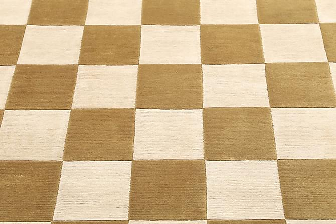 Stor Matta Himalaya 170x245 - Beige - Möbler & Inredning - Mattor - Stora mattor
