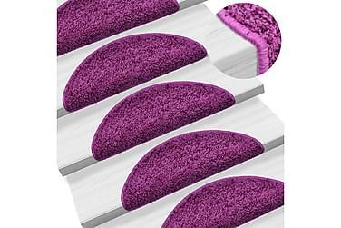 GIAZZA Trappstegsmatta 56x20 15-pack Violett
