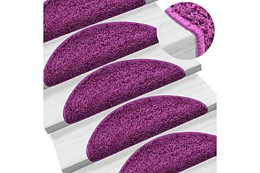 GIAZZA Trappstegsmatta 65x25 15-pack Violett