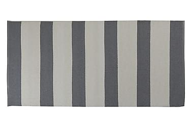 JULAN Matta 70x150 Grå/Vit