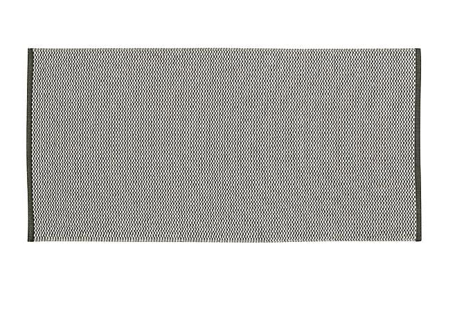 ORUST Ullmatta 75x350 Grön - Möbler & Inredning - Mattor - Ullmattor