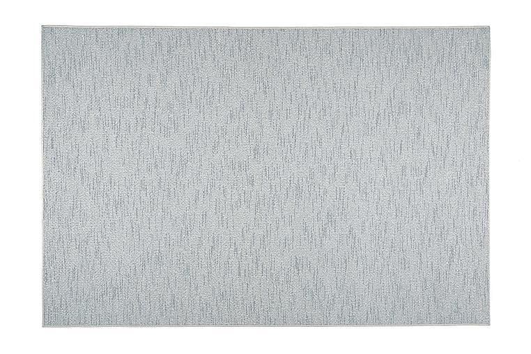 TUOHI Matta 133x200 cm Blå - Möbler & Inredning - Mattor - Ullmattor