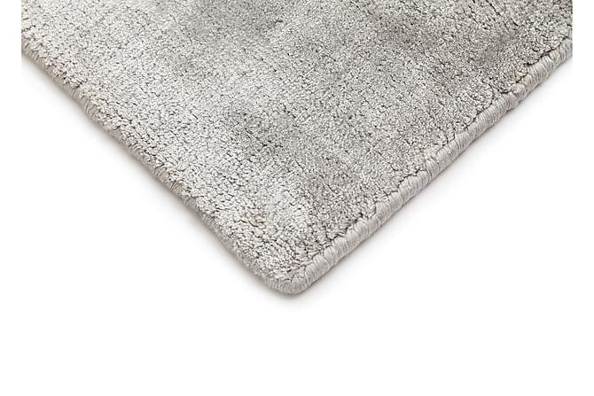 GANZOR Viskosmatta 160x230 Silver - Möbler & Inredning - Mattor - Viskosmattor