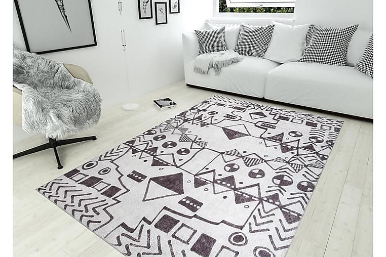 ARTLOOP Matta 140x190 cm Multifärgad - Möbler & Inredning - Mattor - Wiltonmattor