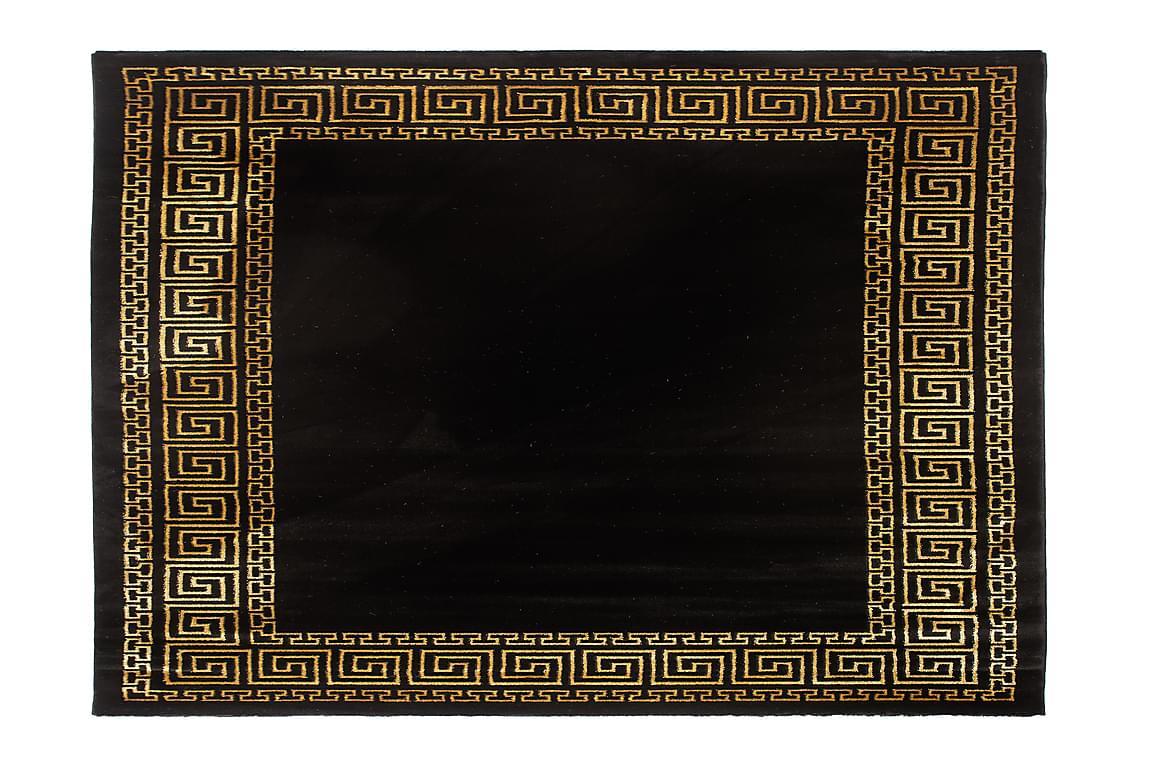 DELUXE Wiltonmatta 240x340 cm Guld, Wiltonmattor