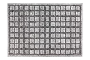 UDINE Matta 120x170 Grå/Ljusgrå