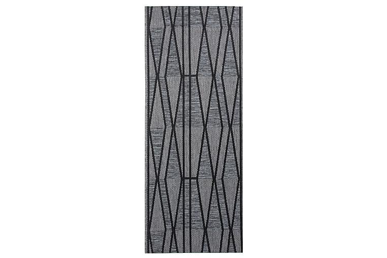 VALLGÅRD Matta 80x150 cm Grå - Möbler & Inredning - Mattor - Wiltonmattor
