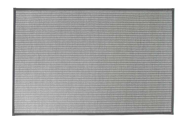 KELO Matta 80x200 cm Mörkgrå/Ljusgrå - Möbler & Inredning - Mattor