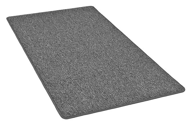 Tuftad matta 160x230 cm grå - Grå - Möbler & Inredning - Mattor