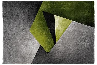 URMILA Matta 133x190 Grå/Grön