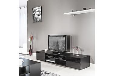 COAST TV-bänk 185 Svart
