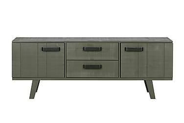 INVISO TV-bänk 150 Grön Tall