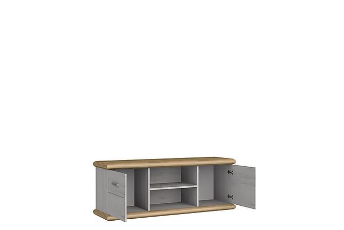 KORA TV-bänk 157x45x59 cm - Brun - Möbler & Inredning - Mediamöbler - Tv-bänkar
