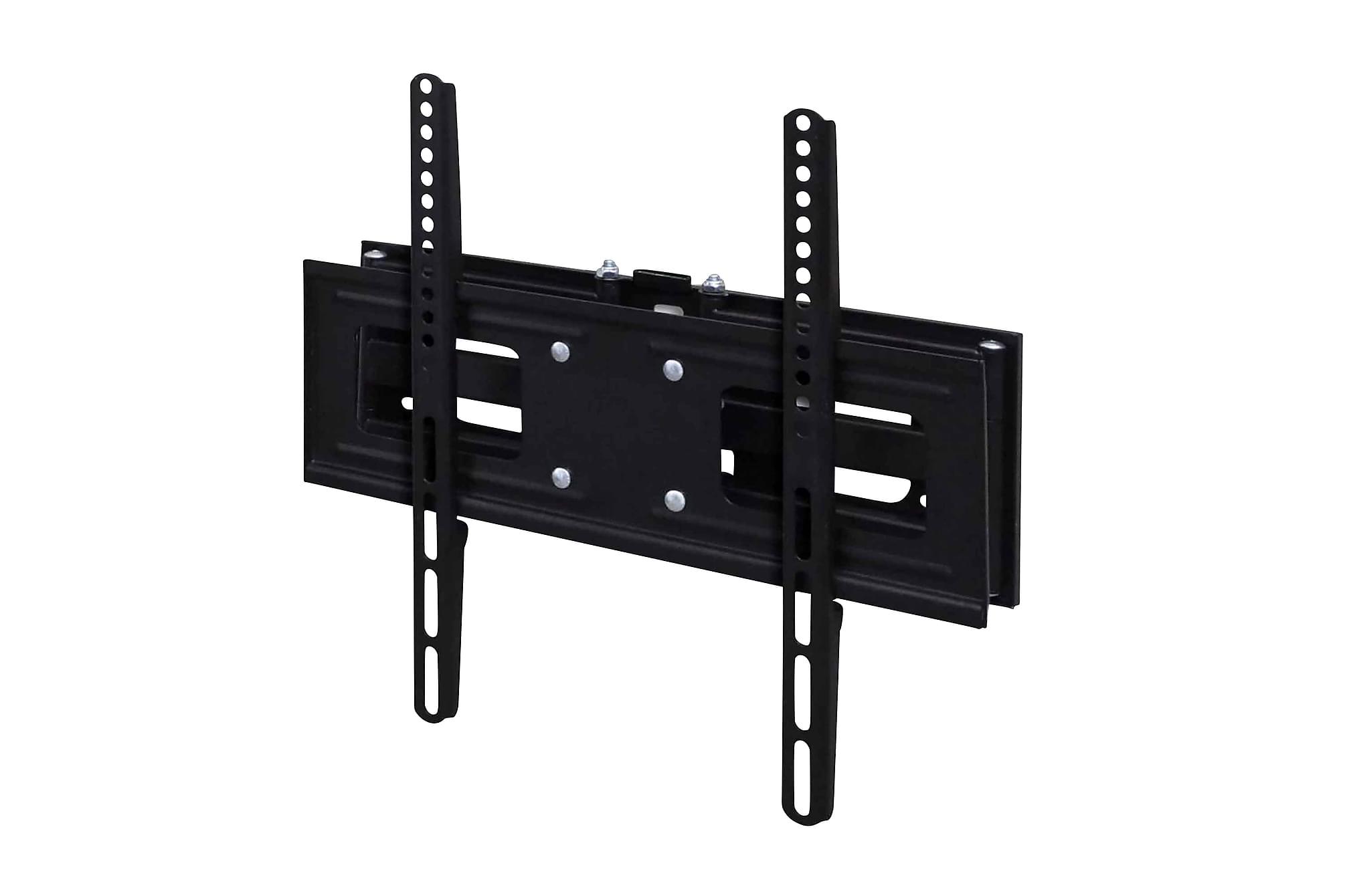 Dubbelarmat vrid/lutbart TV-väggfäste 3D 400x400mm 32 - 55, Tv-väggfästen