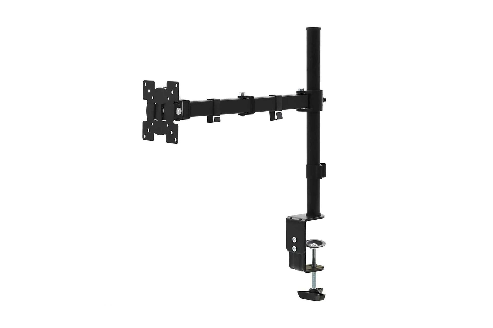 Skärmstativ 32 enkel arm höjdjusterbar, Tv-väggfästen