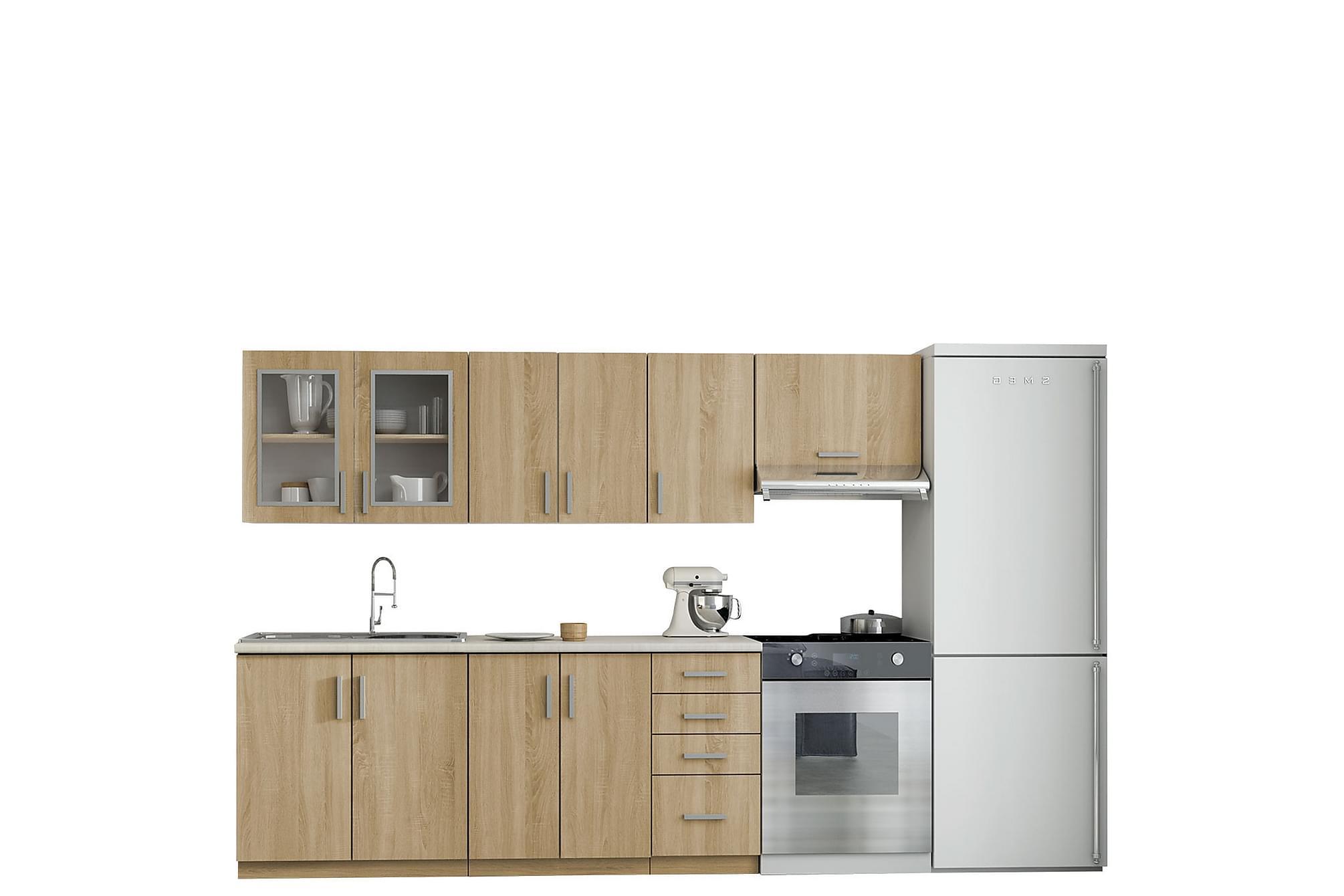 Köksmöbelset, Möbelset för kök & matplats
