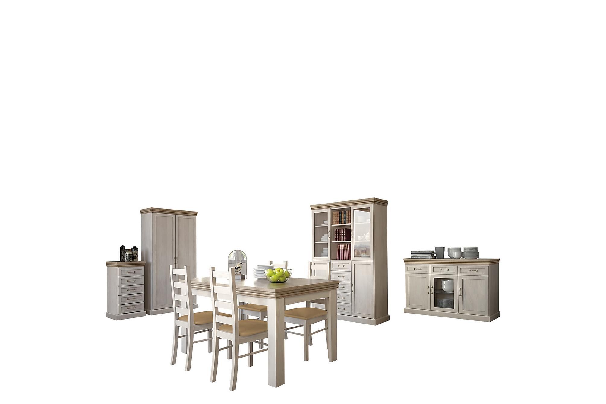 ROYAL Vardagsrumsset Tall/Ek, Möbelset för kök & matplats