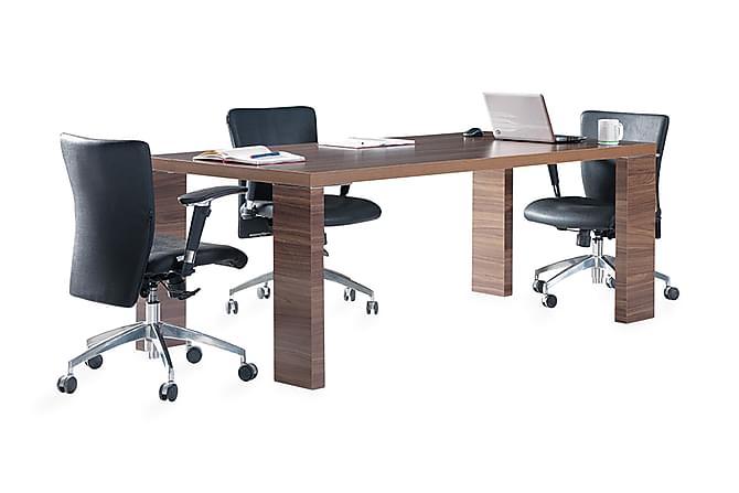 NEEAH Konferensbord 300 cm Valnöt - Möbler & Inredning - Möbelset - Möbelset för kontor