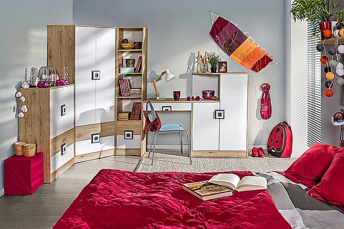 Nico Vardagsrumsset - Vit - Möbler & Inredning - Möbelset - Möbelset för kontor