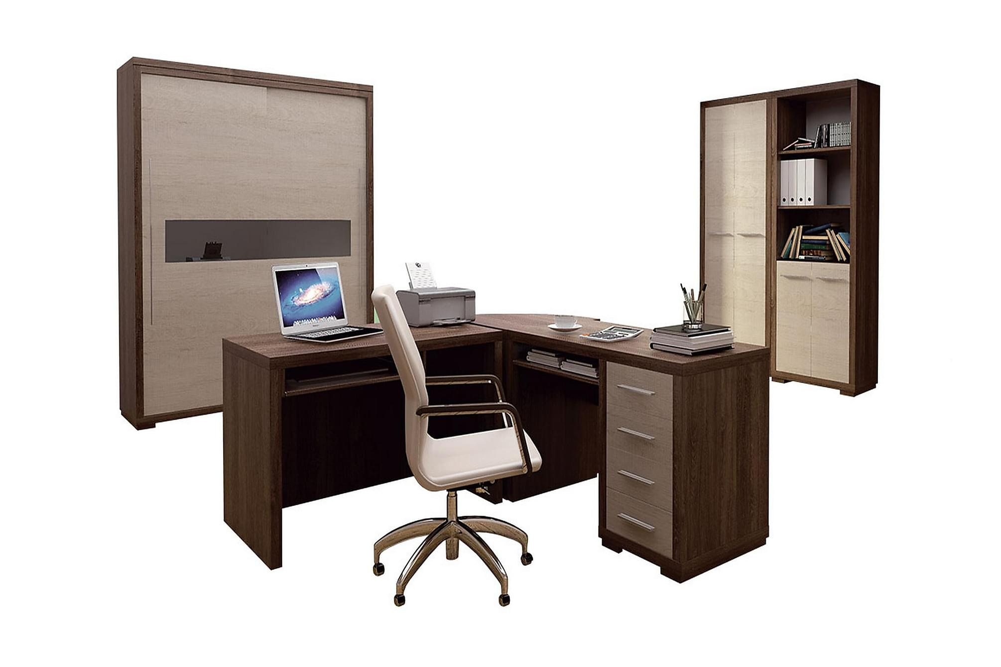 VEGAS Vardagsrumsset Ek, Möbelset för kontor