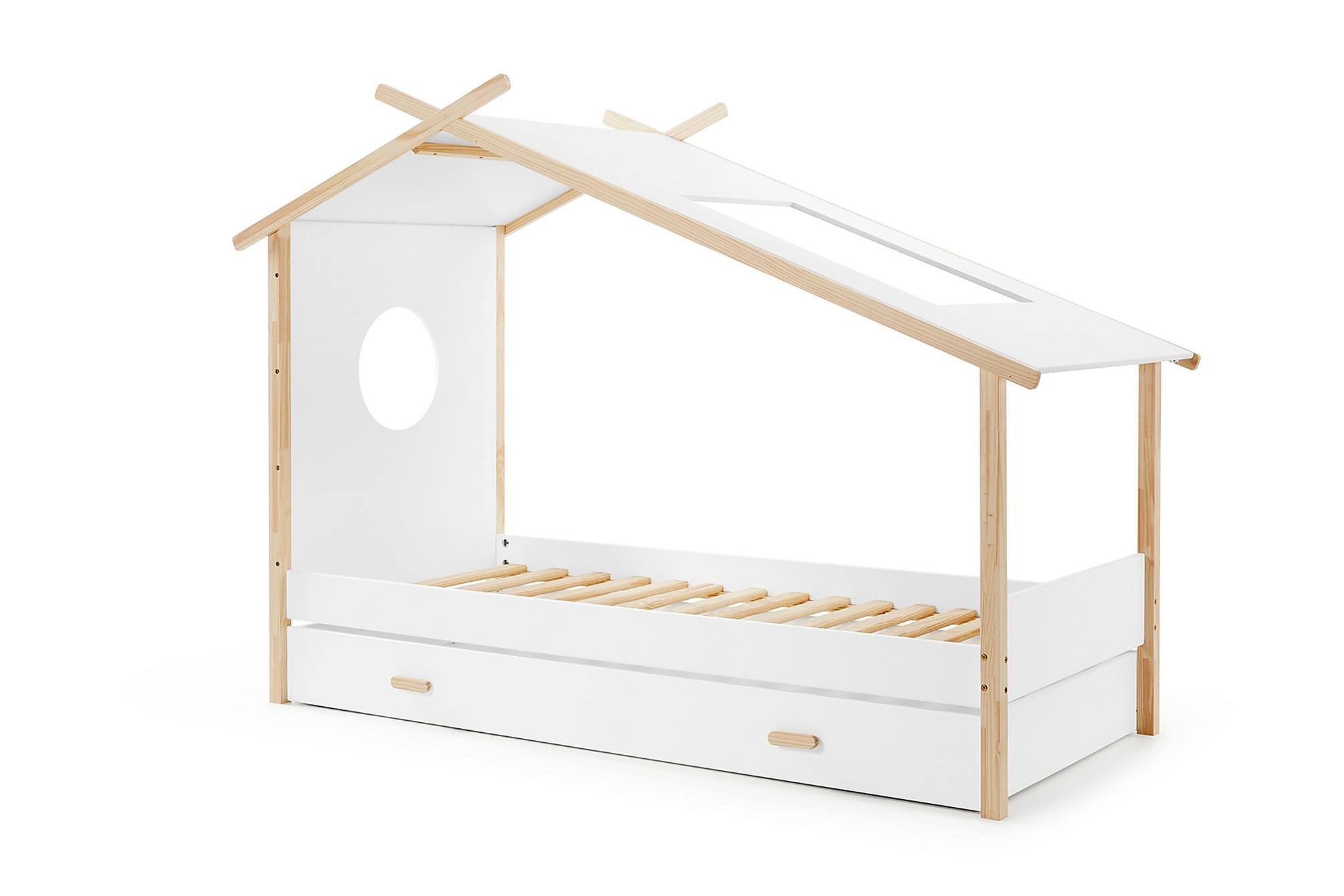 CONCORA Kojsäng Förvaring Vit, Möbelset för sovrum