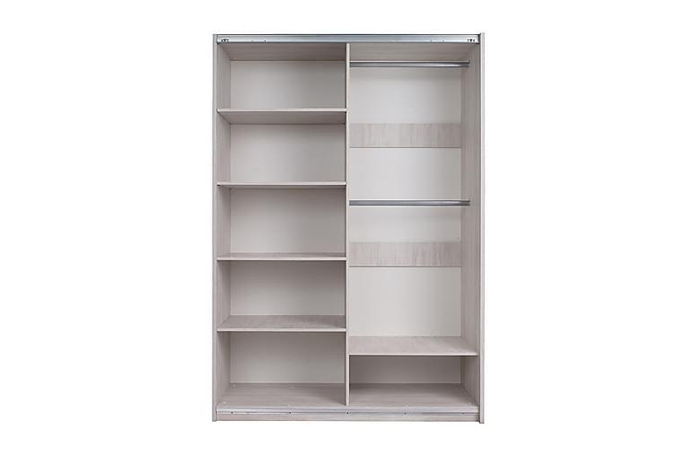 RARICK Sovrumsset - Ek Vit Led-Belysning - Möbler & Inredning - Möbelset - Möbelset för sovrum