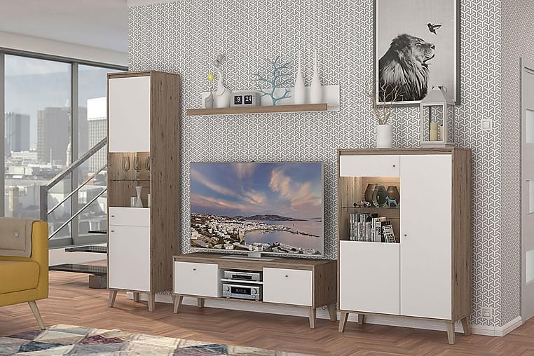 Oviedo Vardagsrumsset - Flerfärgad - Möbler & Inredning - Möbelset - Möbelset för vardagsrum