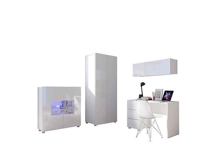 TRACEY Vardagsrumsset - Vit - Möbler & Inredning - Möbelset - Möbelset för vardagsrum