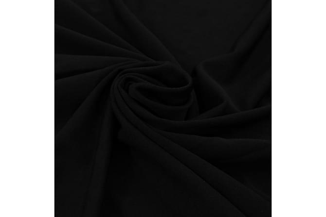 Bordsöverdrag 2 st stretch golvlångt svart 120x74 cm - Svart - Möbler & Inredning - Möbelvård - Möbelöverdrag
