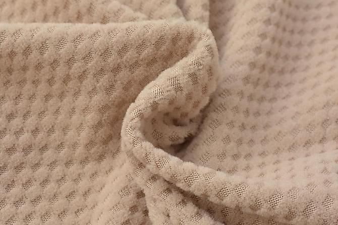 Sofföverdrag piké stretch beige - Beige - Möbler & Inredning - Möbelvård - Möbelöverdrag