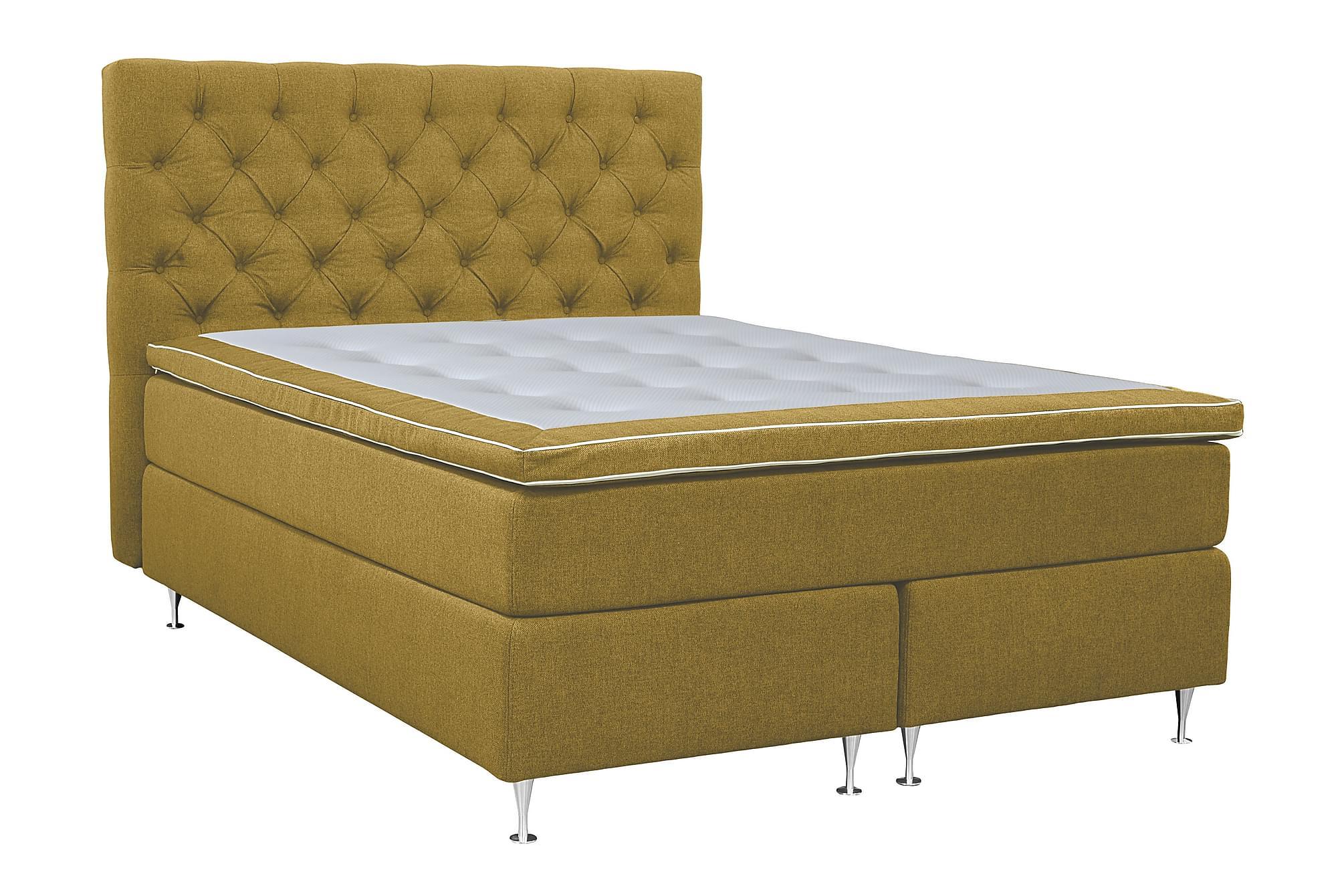 AUGUSTA Sängpaket 180x200 cm, Komplett Sängpaket