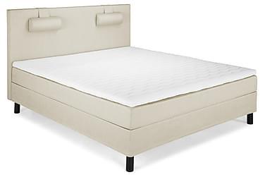 JOLLY Komplett sängpaket 180 Slät Beige