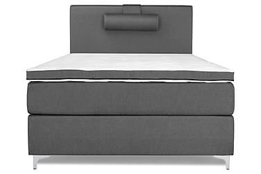 PEARL Comfort Sängpaket Kontinentalsäng 140x200 Grå