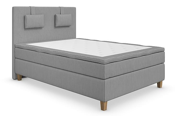 RANGER Kontinentalsäng - Sängpaket 120 Ljusgrå - Möbler & Inredning - Sängar - Komplett Sängpaket