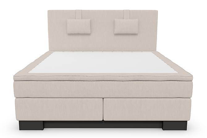 SINNEBO Kontinentalsäng - Sängpaket 180 Beige - Inomhus - Sängar - Komplett Sängpaket