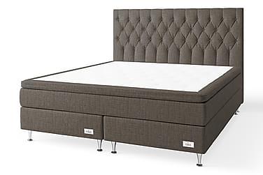 CLASSIC OXFORD Sängpaket 180 M/F Brun