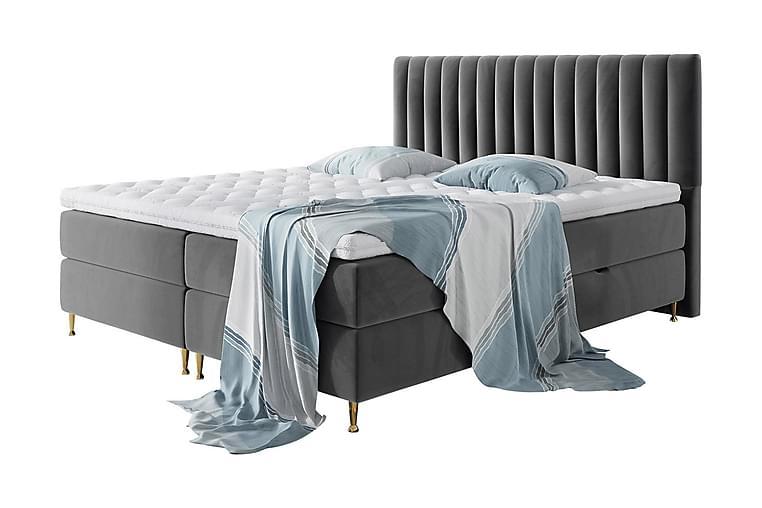 DOTORE Kontinentalsäng 140x200 cm - Möbler & Inredning - Sängar - Kontinentalsängar