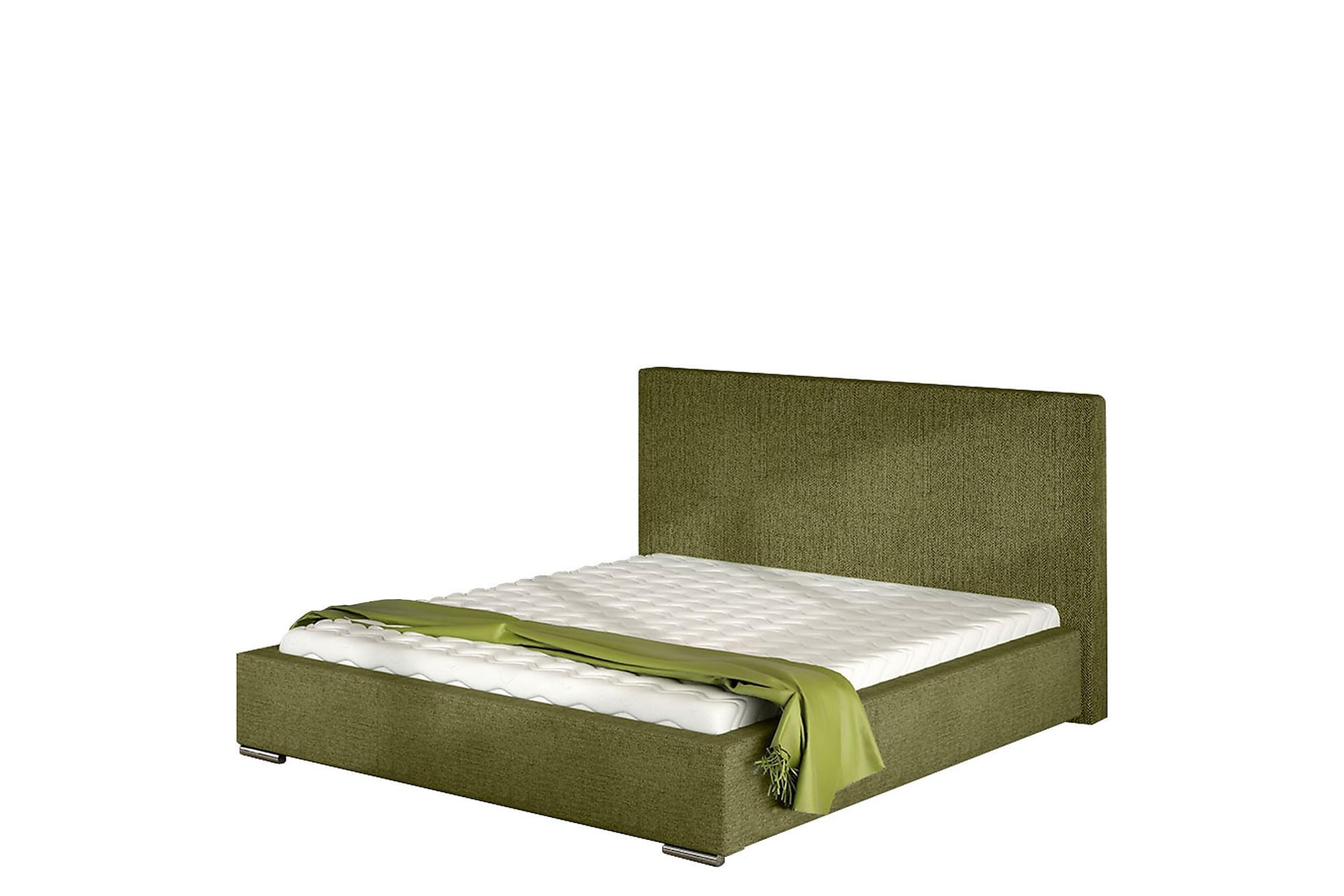 Basic Förvaringssäng 218x146x106 cm, Sängar med förvaring