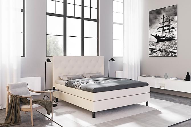 HAGAFORS Sänggavel 210 Beige - Möbler & Inredning - Sängar - Sänggavlar