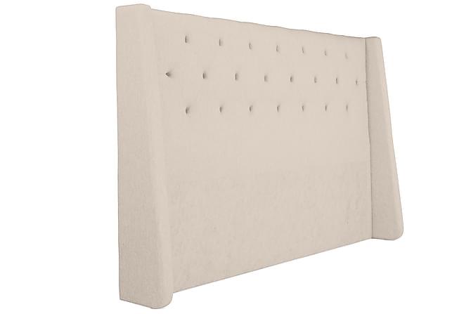 HUNT Sänggavel 210 Beige - Möbler & Inredning - Sängar - Sänggavlar