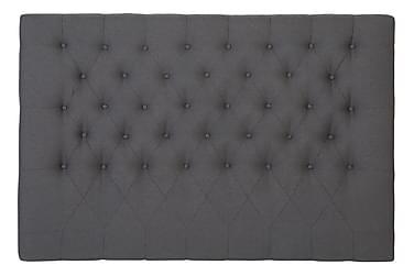 MONARK Comfort Sänggavel 160 Mörkgrå