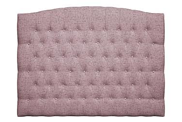 STACIA Sänggavel 160 Svängd Rosa