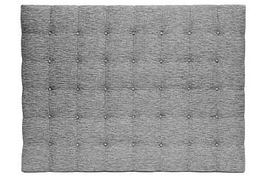 STYLE Sänggavel 160 Ljusgrå
